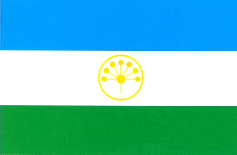 Цветок на гербе башкирии
