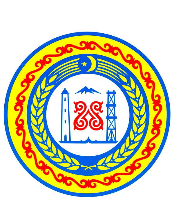 флаг республики чеченской фото