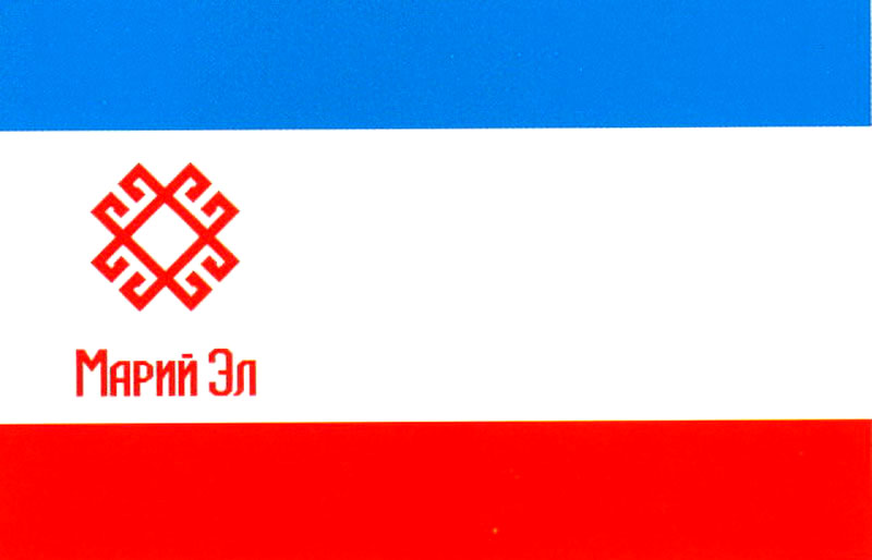 марий эл флаг фото