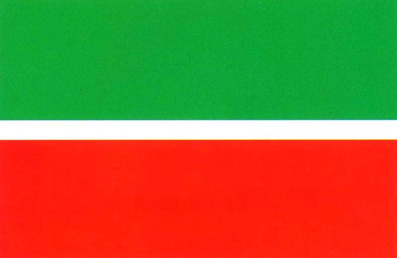 flag of leninogorsky district tatarstan russia vexillology
